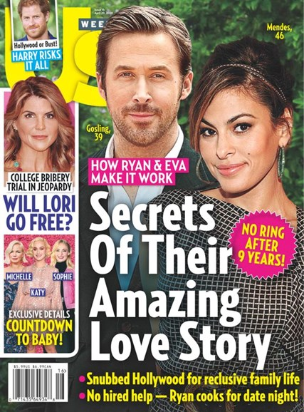 Us Weekly Cover - 4/20/2020