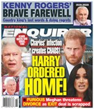 The National Enquirer 4/13/2020