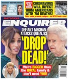 The National Enquirer 3/16/2020