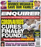 The National Enquirer 3/23/2020