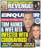 The National Enquirer 3/30/2020