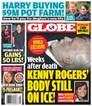 Globe Magazine | 4/20/2020 Cover