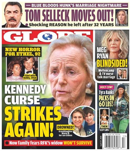 Globe Cover - 4/27/2020