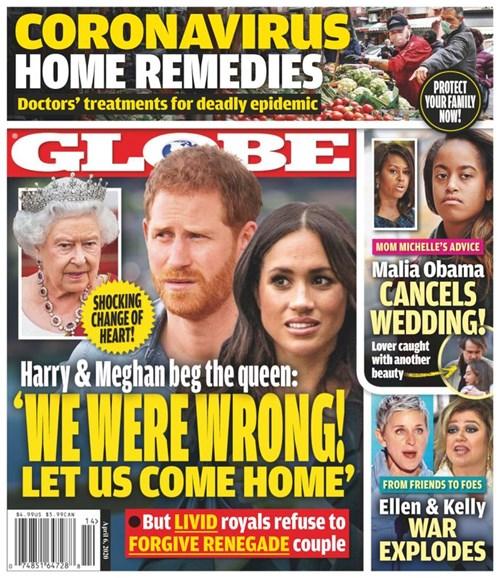 Globe Cover - 4/6/2020