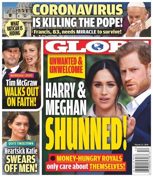 Globe Cover - 3/23/2020