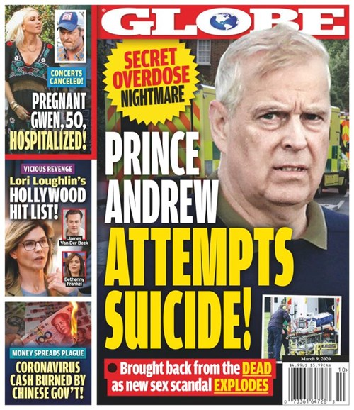 Globe Cover - 3/9/2020