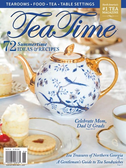 Tea Time Cover - 5/1/2020