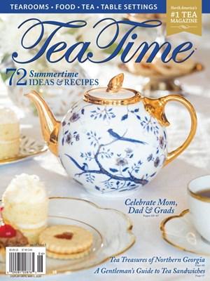 Tea Time Magazine   5/2020 Cover