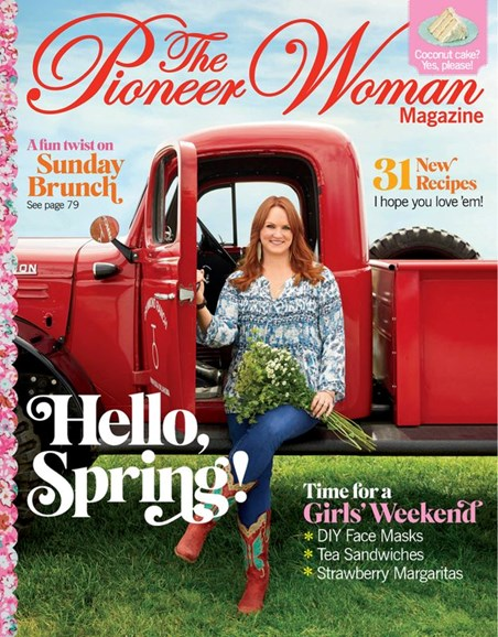 The Pioneer Woman Cover - 3/1/2020