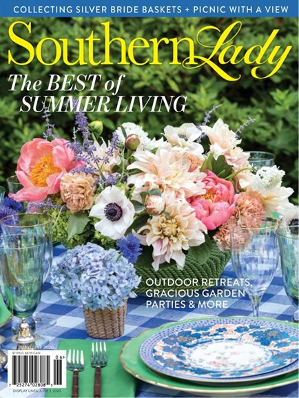 Southern Lady Cover - 5/1/2020