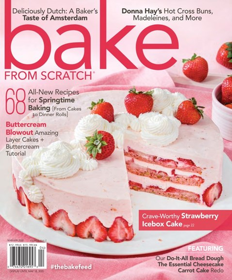 Bake From Scratch Cover - 3/1/2020