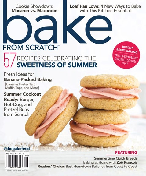 Bake From Scratch Cover - 5/1/2020
