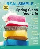 Real Simple Magazine 4/1/2020