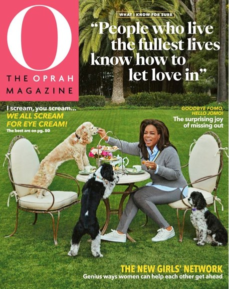 O The Oprah Cover - 4/1/2020