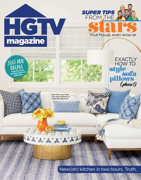 HGTV Cover - 4/1/2020