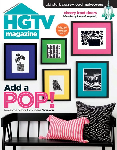 HGTV Cover - 5/1/2020