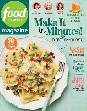 Food Network Magazine | 5/2020 Cover