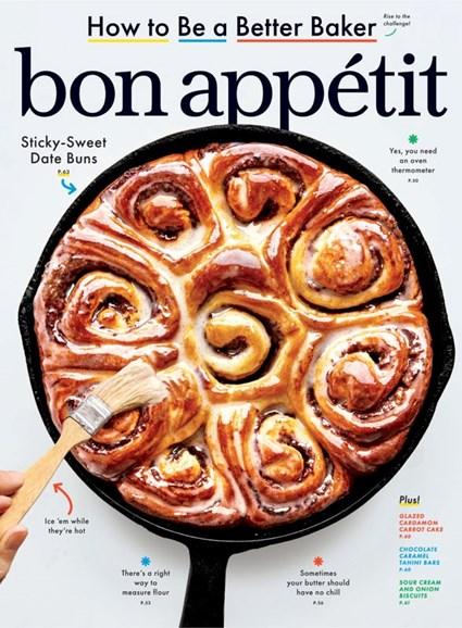 Bon Appétit Cover - 4/1/2020