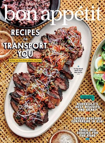 Bon Appétit Cover - 5/1/2020
