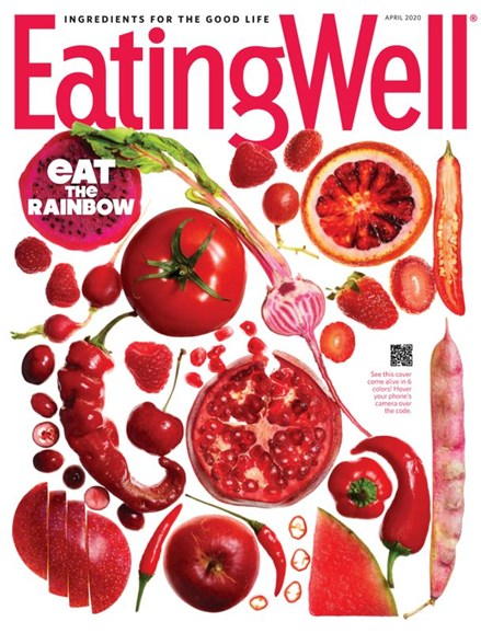 EatingWell Cover - 4/1/2020