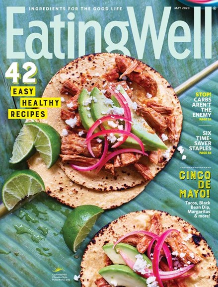 EatingWell Cover - 5/1/2020