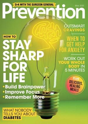 Prevention Magazine | 5/2020 Cover
