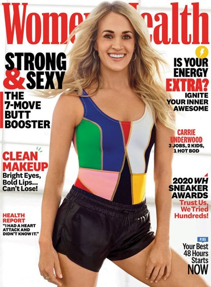Women's Health Cover - 4/1/2020