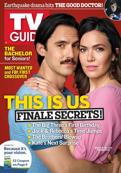 TV Guide Cover - 3/16/2020
