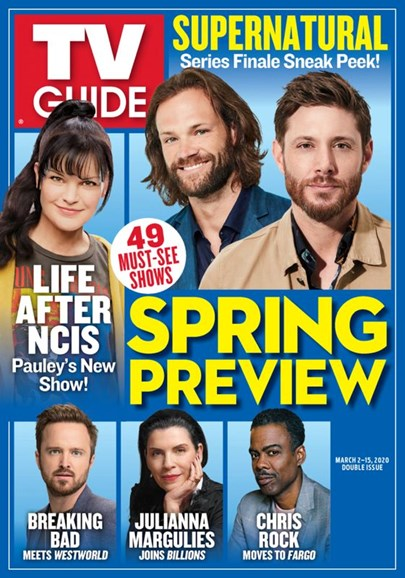 TV Guide Cover - 3/2/2020