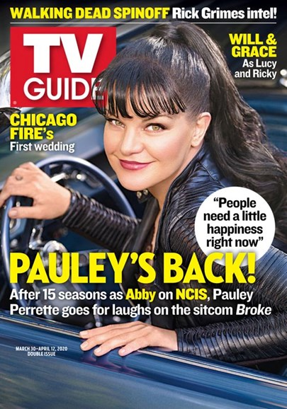 TV Guide Cover - 3/30/2020