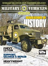 Military Vehicles | 4/2020 Cover