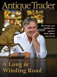 Antique Trader Magazine | 4/22/2020 Cover