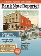 Bank Note Reporter Magazine 1/1/2020