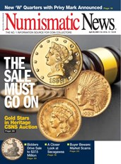 Numismatic News | 4/2020 Cover