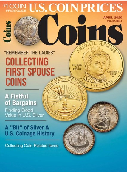Coins Cover - 4/1/2020