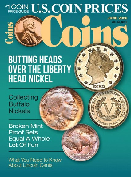 Coins Cover - 6/1/2020