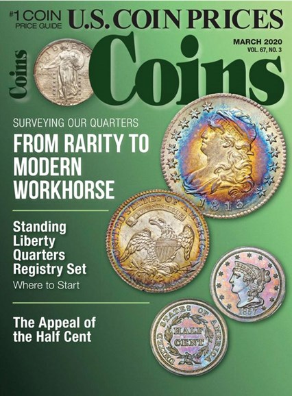 Coins Cover - 3/1/2020