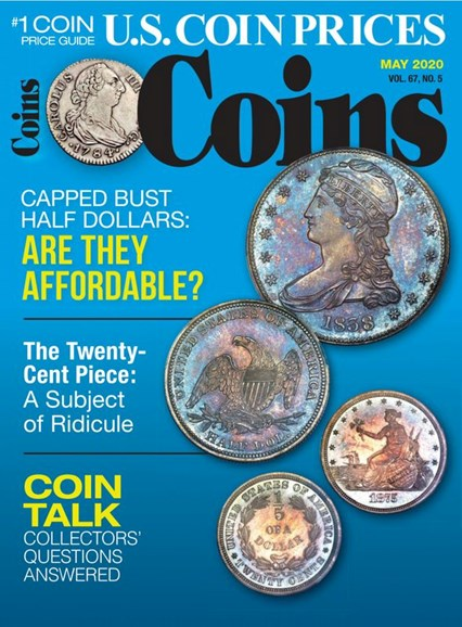Coins Cover - 5/1/2020