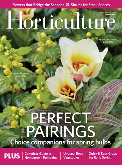 Horticulture Cover - 3/1/2020