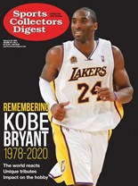 Sports Collectors Digest   2/2020 Cover