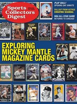 Sports Collectors Digest   3/2020 Cover