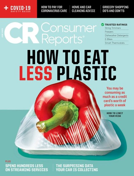Consumer Reports Cover - 6/1/2020