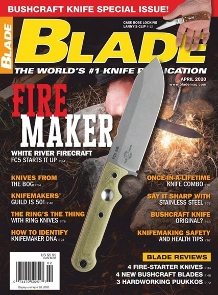 Blade Cover - 4/1/2020