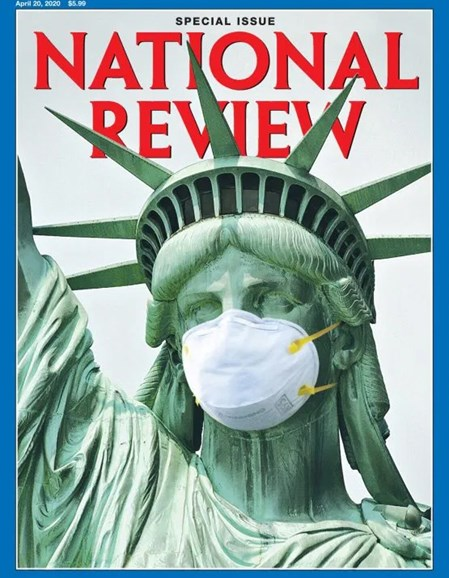 National Review Cover - 4/20/2020