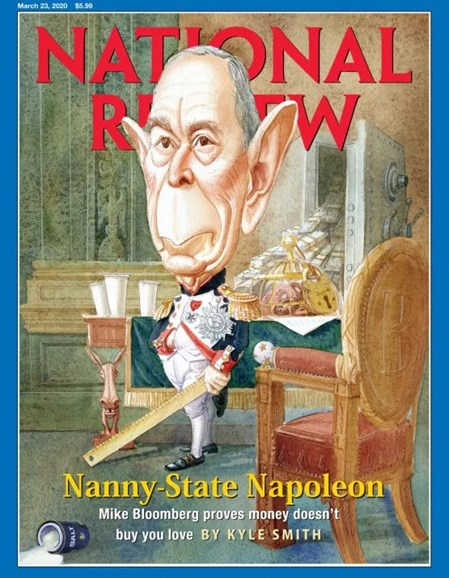 National Review Cover - 3/23/2020