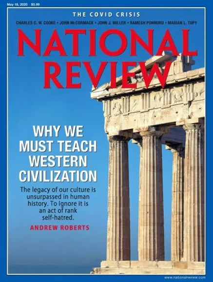 National Review Cover - 5/18/2020