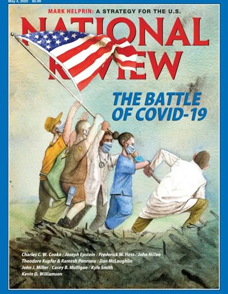 National Review Cover - 5/4/2020