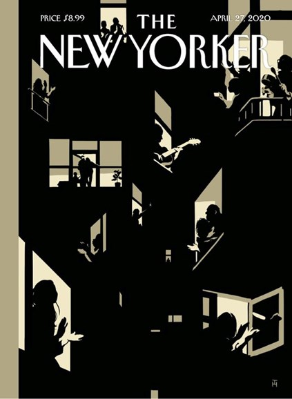 The New Yorker Cover - 4/27/2020