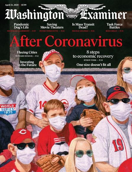 Washington Examiner Cover - 4/21/2020