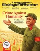 Washington Examiner 4/28/2020